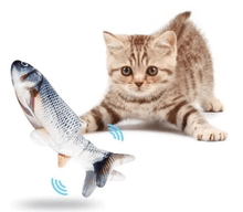 Load image into Gallery viewer, Dancing Fish Pet Toy