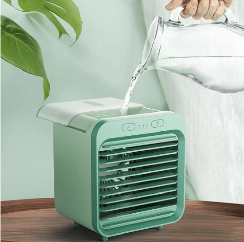 Portable Water-cooled Air Conditioner 2020 Edition