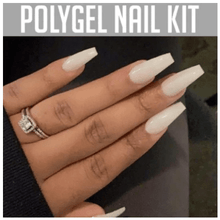 Load image into Gallery viewer, Premium PolyGel Nail Kit