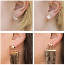 Load image into Gallery viewer, 18K Hypoallergenic Earring Lifter