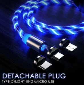LEDStreamer Magnetic Charging Cable