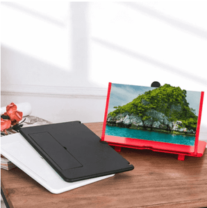 Foldaway Mobile Phone Screen Amplifier