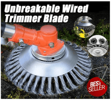Load image into Gallery viewer, Unbreakable Wired Trimmer Blade