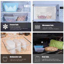 Load image into Gallery viewer, EcoBrite 100% Plastic-Free Food Containers