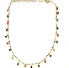Load image into Gallery viewer, Fiesta Charm Choker