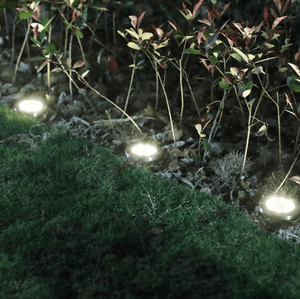 SolarSmart Solar Powered LED In-Ground Lights