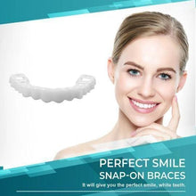 Load image into Gallery viewer, PERFECT SMILE TEETH SNAP-ON BRACES