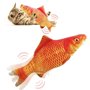 Dancing Fish Pet Toy