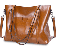 Load image into Gallery viewer, Aubrey Leather Tote