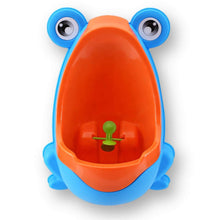 Load image into Gallery viewer, Froggy Potty™ - Boys Potty Trainer (FREE WORLDWIDE SHIPPING)