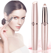 Load image into Gallery viewer, GlamourPro Eyebrow Trimmer