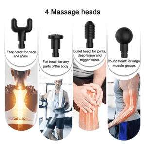 4 In 1 Deep Muscle Massager