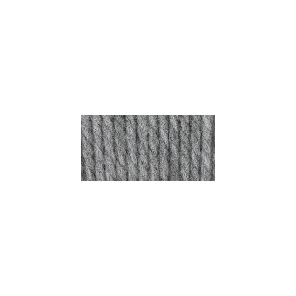 Softee Chunky Yarn /Grey Heather