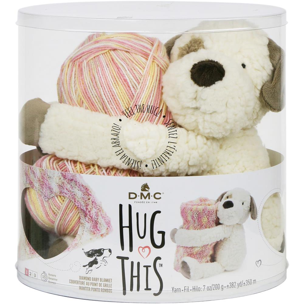 DMC HUG THIS YARN-PUPPY