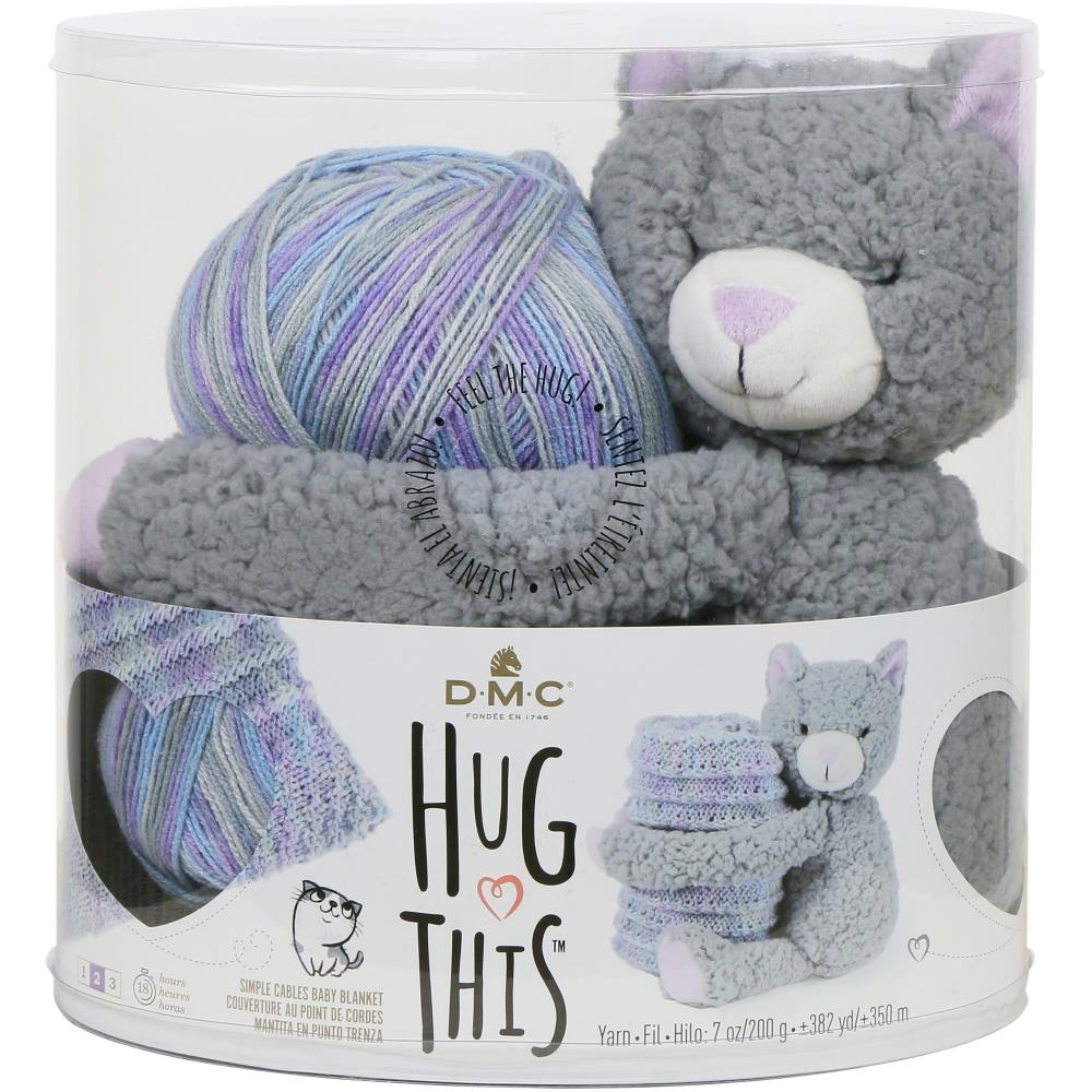 DMC HUG THIS YARN- KITTEN