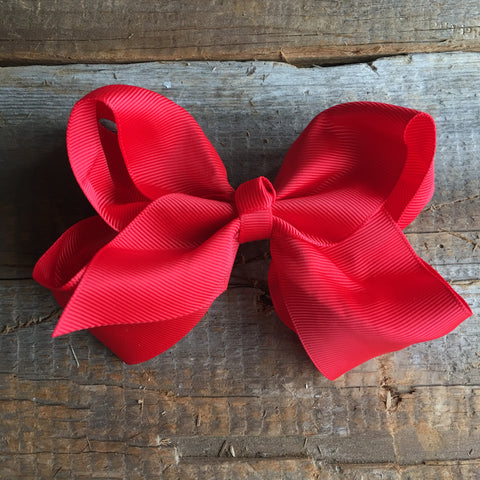 5 in Bows-MULTIPLE COLORS