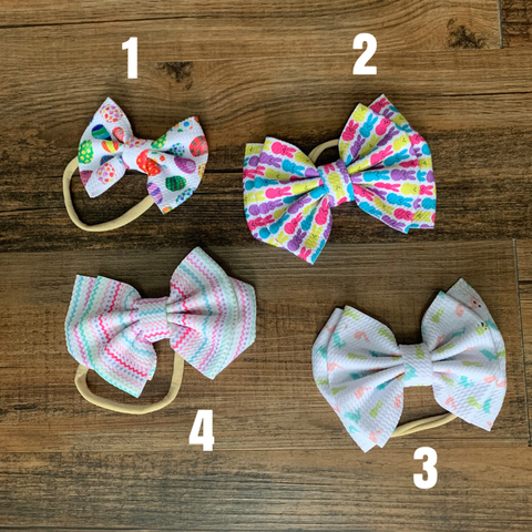 Easter Bows