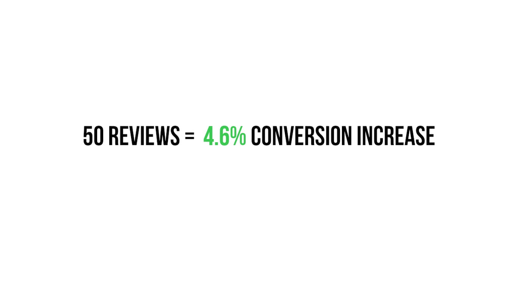 How to get Amazon reviews conversion increase