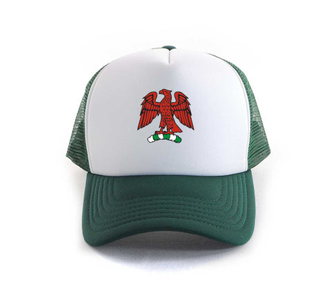 Super Eagle Mesh Trucker Hat