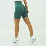 Load image into Gallery viewer, Vineyard Green Contour Shorts - Lirio Fitness