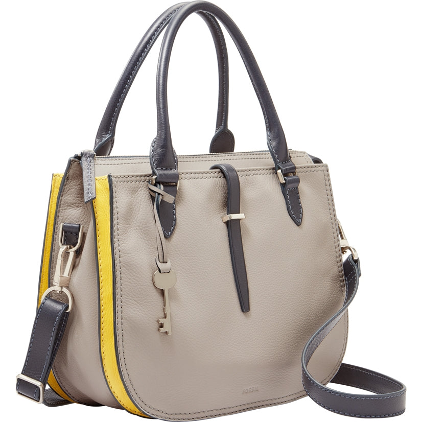Fossil Zb7478055 Ryder Mineral Gray Bag