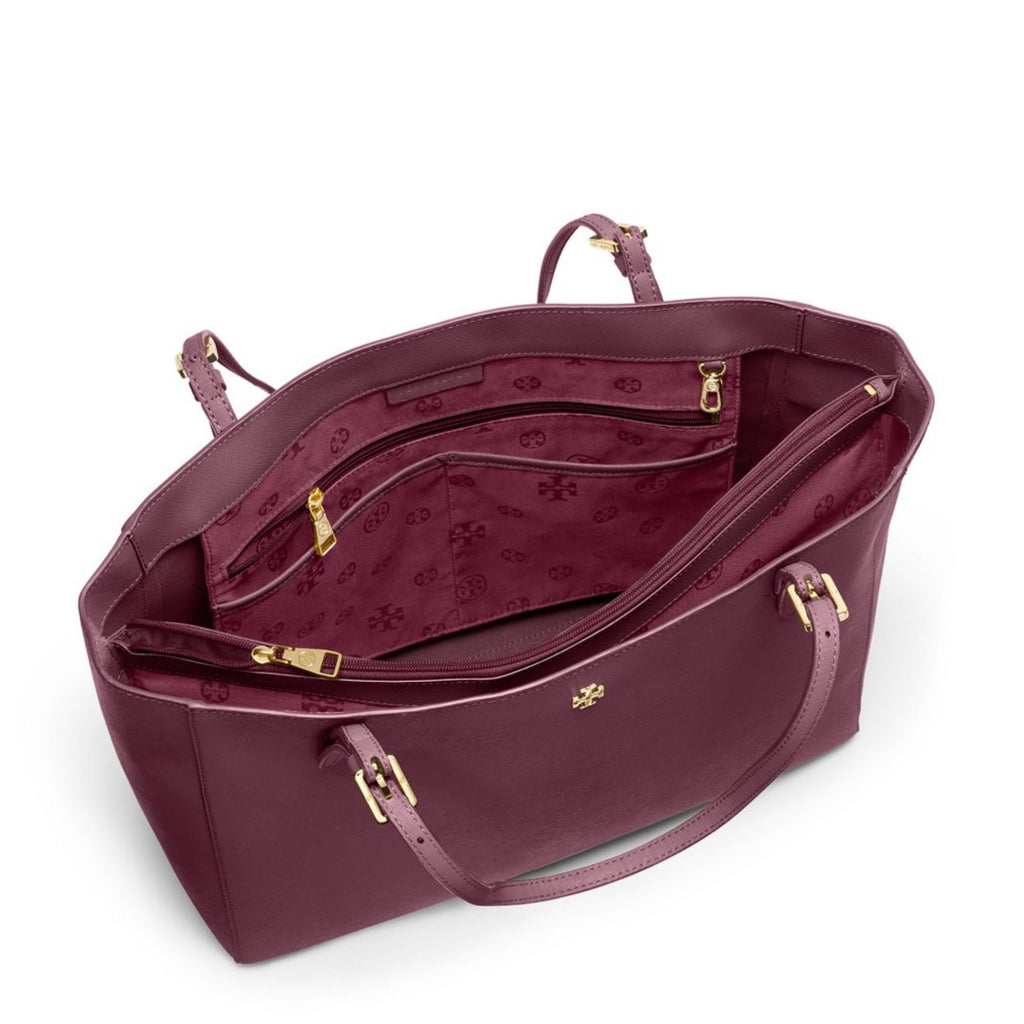 York Buckle Tote Large Shiraz
