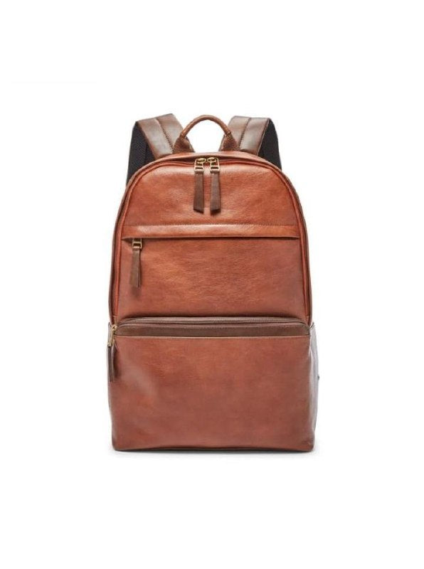 Fossil Sbg1222200 Evan Backpack Bags Brown