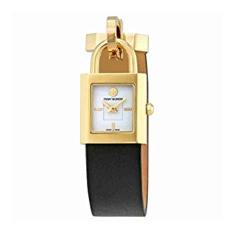 f5b5b0aaa0a Jam Tangan Tory Burch TBW7003 Surrey Black Gold Tone Watch – Balilene