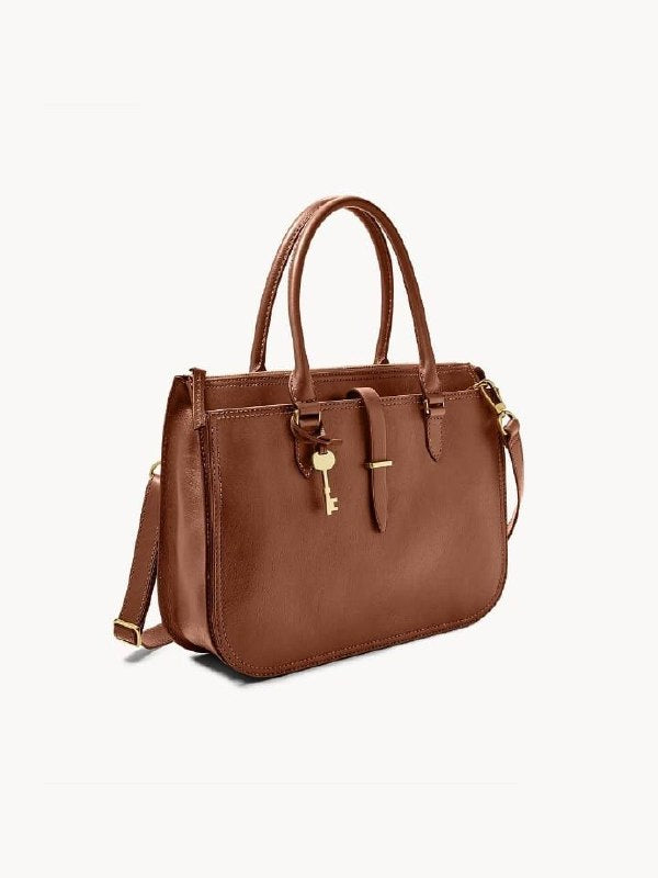Fossil Zb7626200 Ryder Work Bag Brown