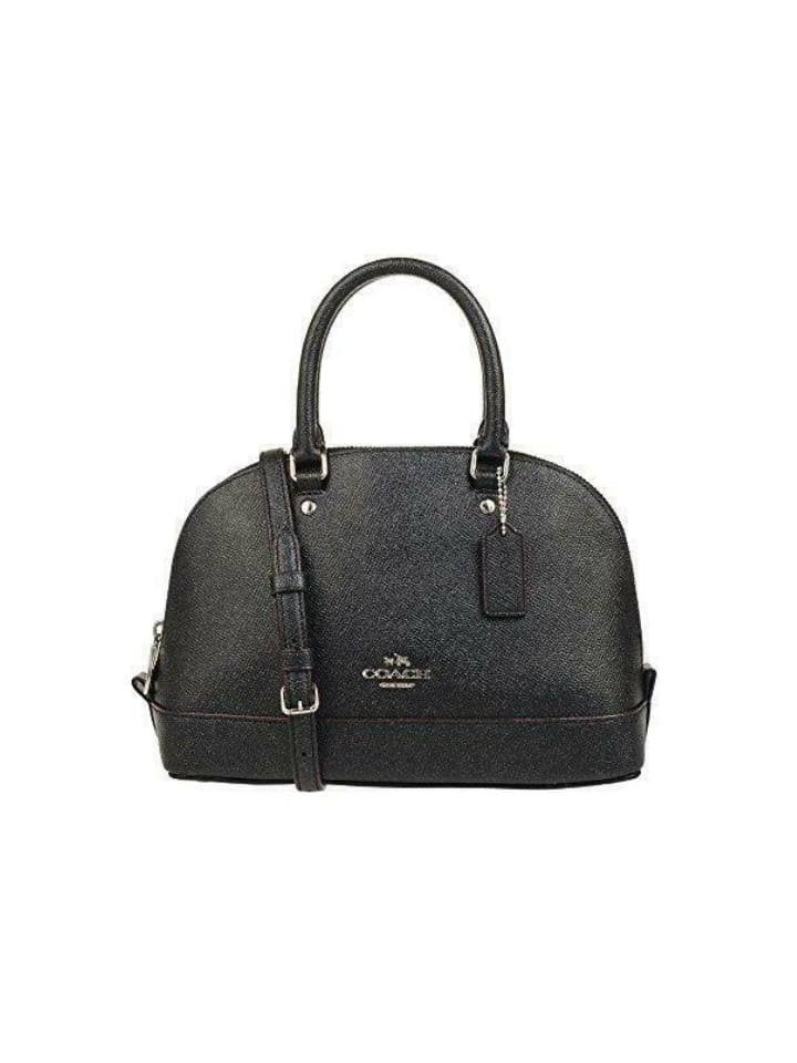 Coach F11927 Mini Sierra Gliter Black
