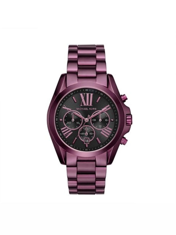 Michael Kors Mk6398 Ladies Plum Bradshaw Watch