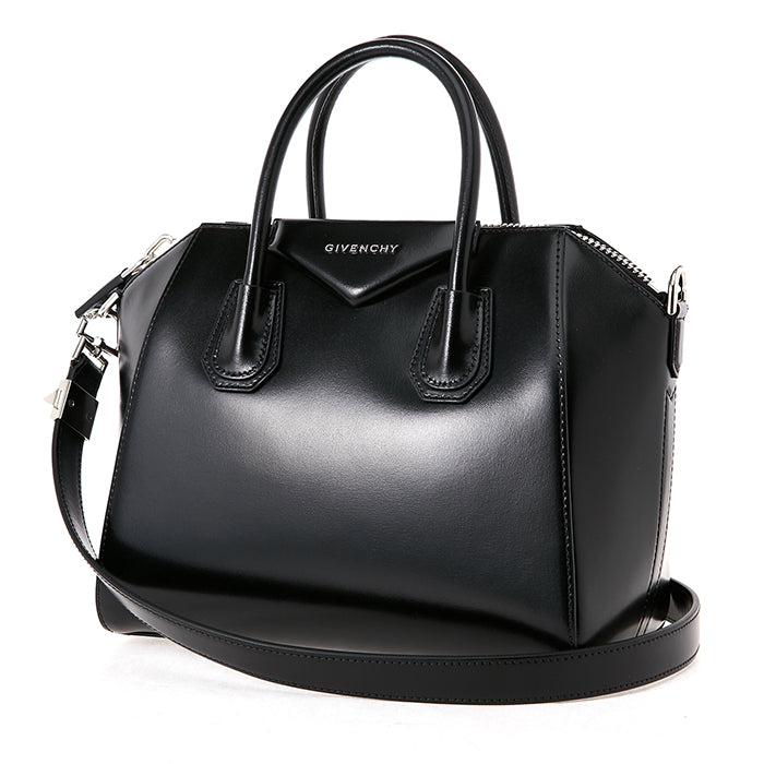 Givenchy Small Antigona Black Grained