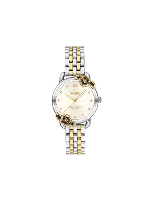 Coach 14503212 Delancey Tea Rose Womens Watches