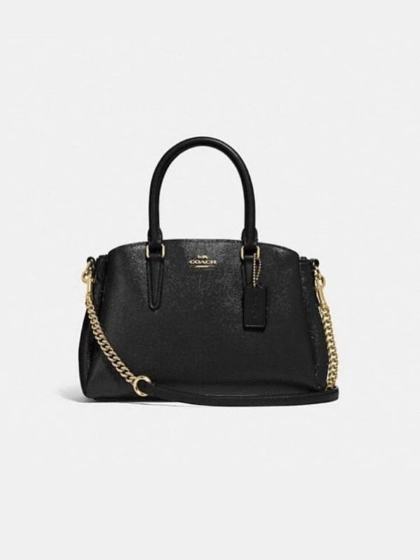 Coach 32018 Mini Sage Carryal Black
