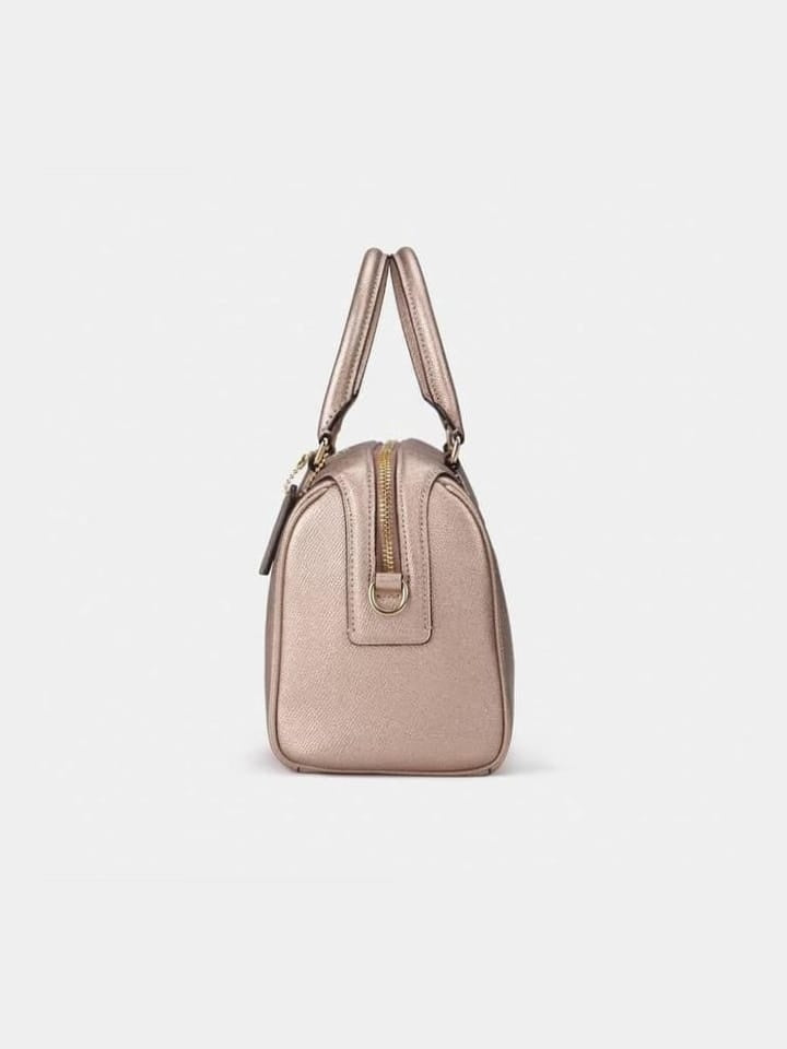 Coach F39706 Mini Bennet Satchel Platinum