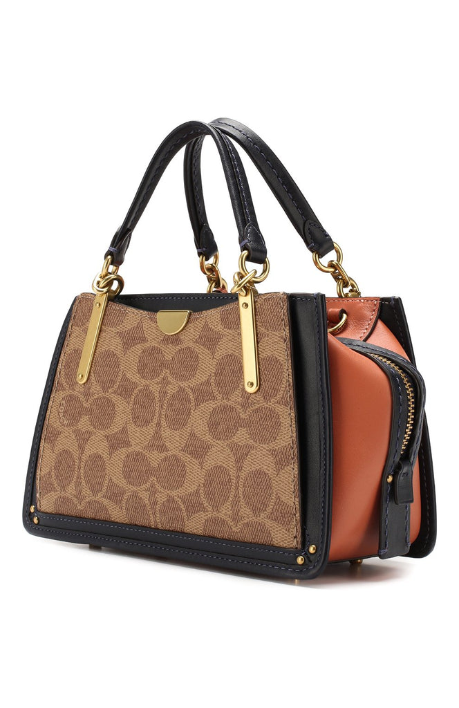 Coach 69589 Dreamer 21 Tan Light Peach