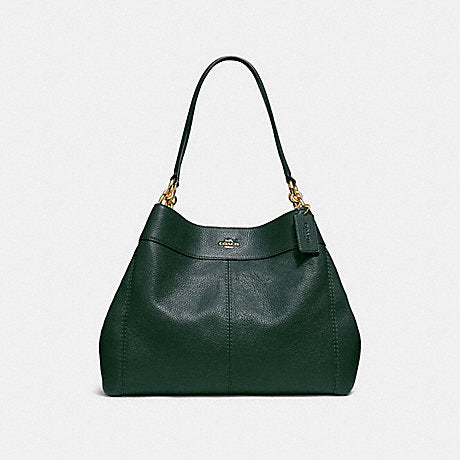 Coach F28997 Lexy Shoulder Bag Ivy