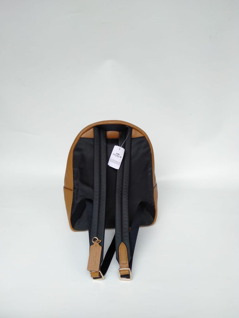 Coach F30550 Medium Chloe Backpack Light Saddle