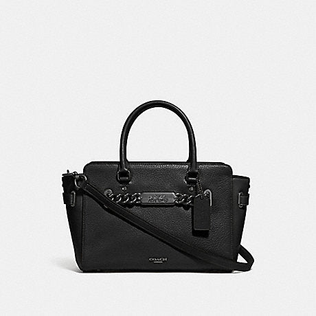 Coach F31525 Swagger Blake Carryal 25 Black