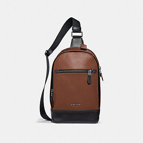Coach F37598 Graham Pack Saddle