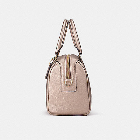 Coach F39706 Mini Bennett Satchel Rose Gold
