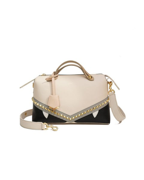 Fendi 6783129 By The Way Small Monster Camelia