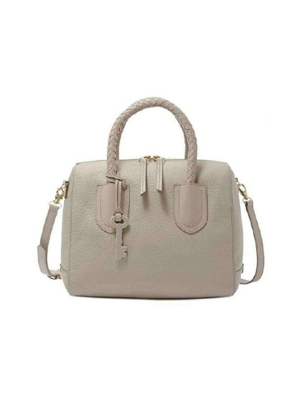 Fossil ZB6821055 Sydney Satchel Mineral Grey