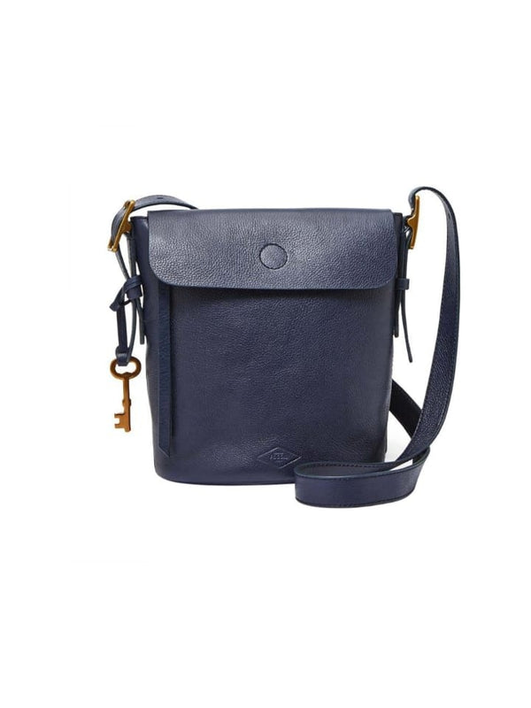 Fossil Zb6729406 Haven Bucket Mini Midnight Navy