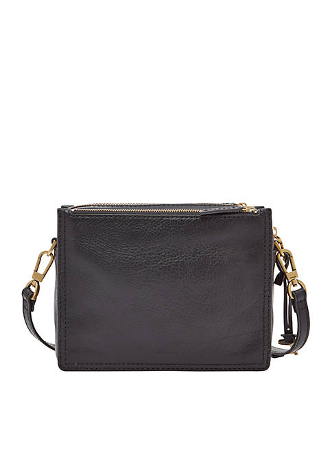 Fossil ZB7404997 Campbell Leather Cross Body Bagbright Multi