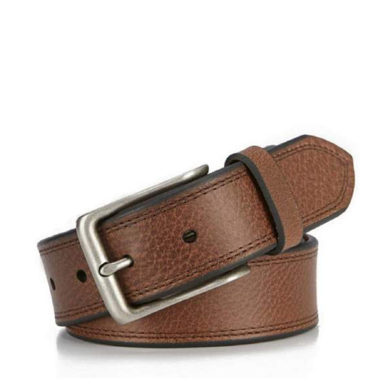 Fossil  Mb102920038 Patrick Belt Brown Size 38
