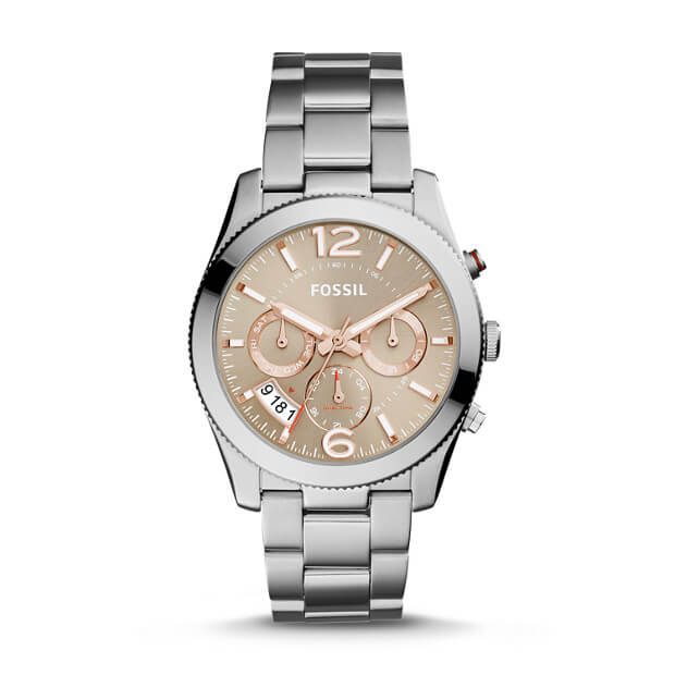 Fossil ES4146 Perfect Boyfriend Silver Watch