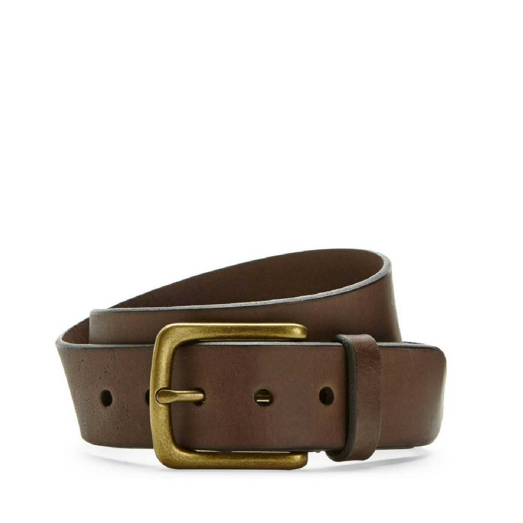 Fossil SMB1037200 Cole Belt Brown size 38