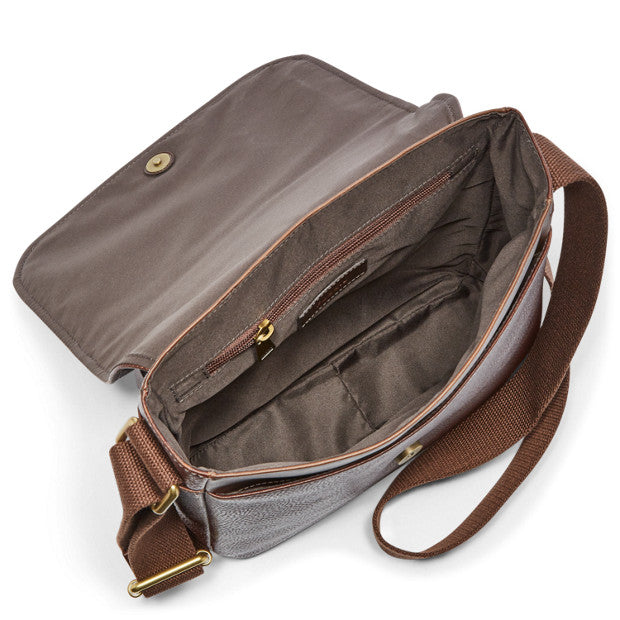 b14ddd989f Fossil Sbg1224200 Trey City Bag Brown – Balilene