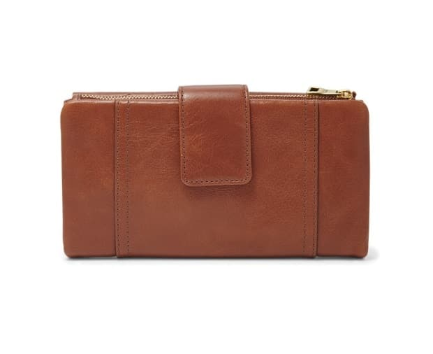 Fossil Sl7104200 Ellis Clutch Brown
